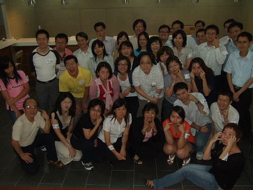 你拍攝的 20090713eComing-從微網誌到社群媒體084.JPG。