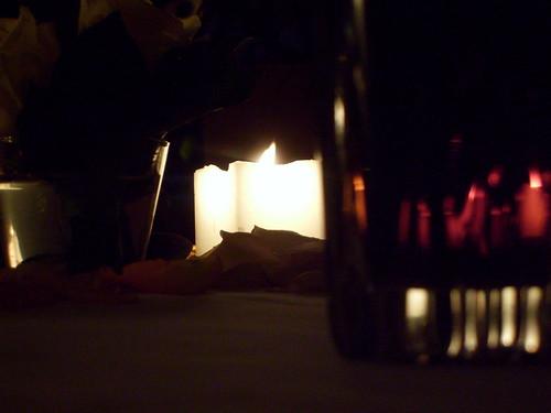 Ein Licht in dunkler Jahreszeit