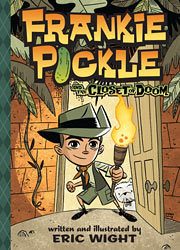 Review of the Day: Frankie Pickle and the Closet of Doom