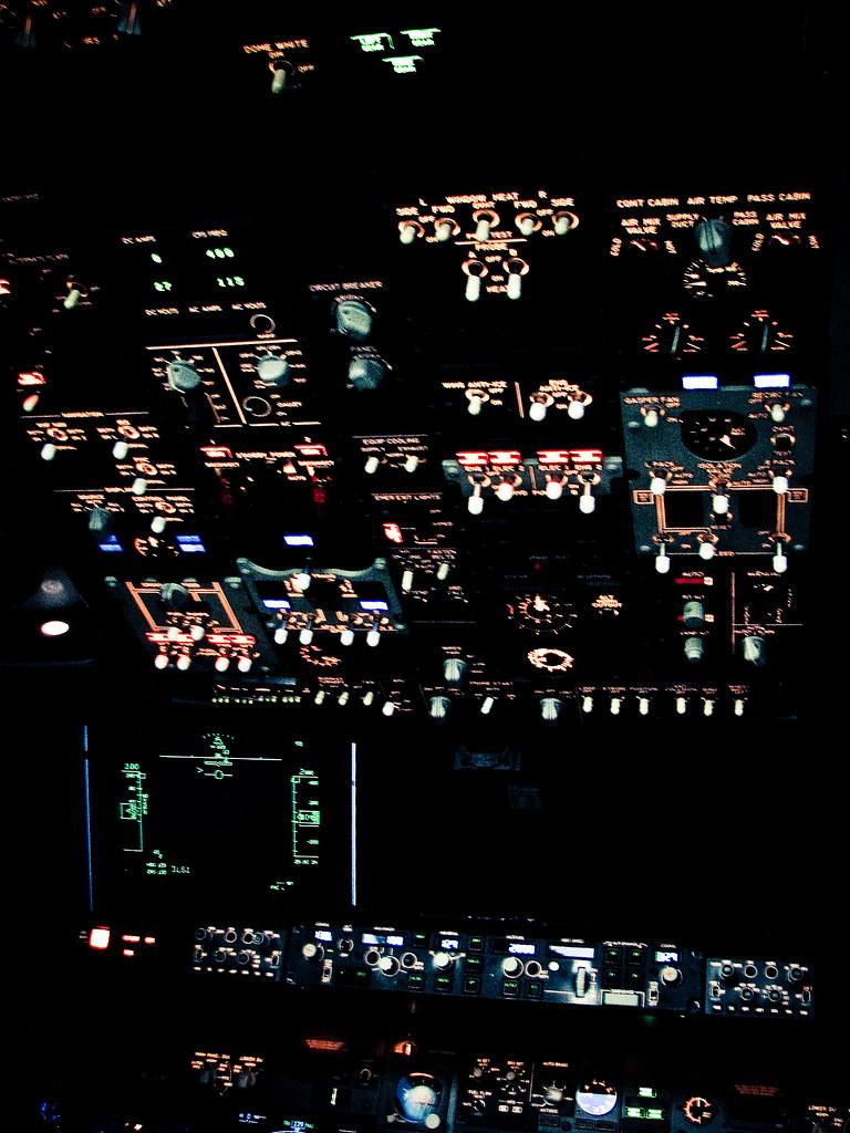 Boeing 737 flight Sim SWA