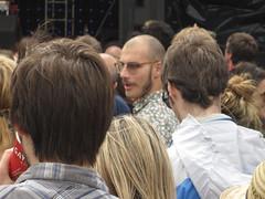 Lovebox Weekender (russelljsmith) Tags: uk friends england music london glass festival hair fun concert victoriapark europe gig crowd blond drinks drunks 2009 lovebox loveboxweekender 77285mm loveboxweekender2009 lovebox2009 lastfm:event=861454