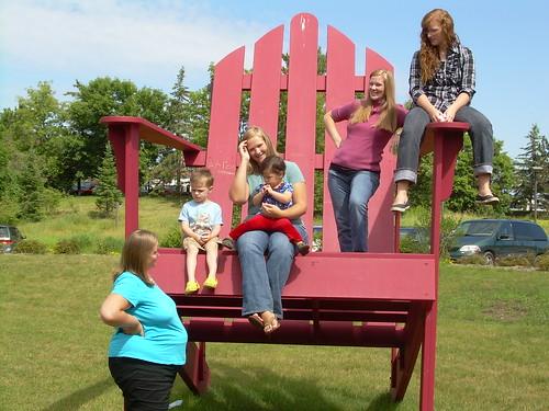 Adirondack Chair IV