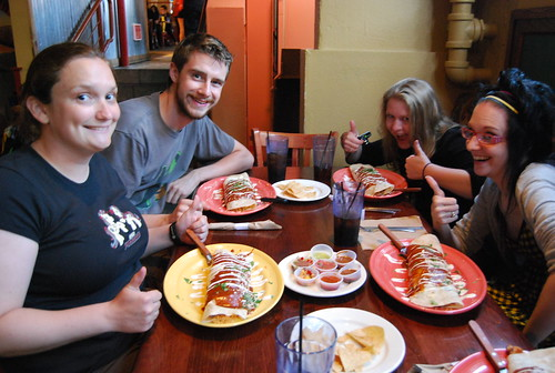 sdcc2009 / EPIC BURRITOS!