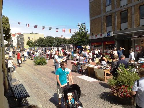 Mariestad Flea Market #1
