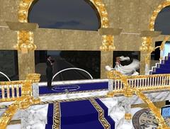 Ed and Estrellas Wedding_003 (Alvi Halderman) Tags: world life wedding blanco ed casa lab fiesta linden boda altar sl secondlife virtual estrellas second adrian cynthia ll eduardo lindenlab metaverse fergi alv estre xeltentat mysthia