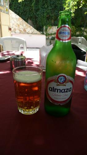 Almaza-Lebanon (drank in Syria)