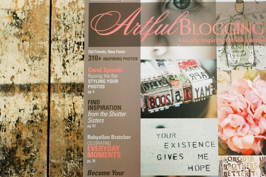 artful blogging- autumn issue