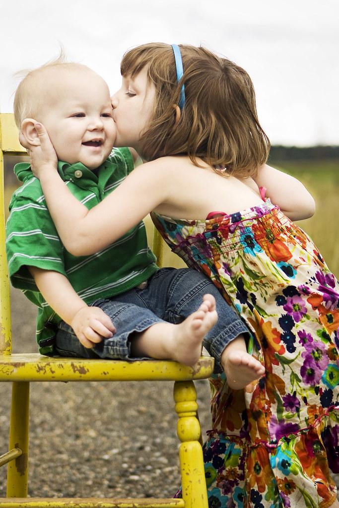 Dawson&Oliviaatthebarns