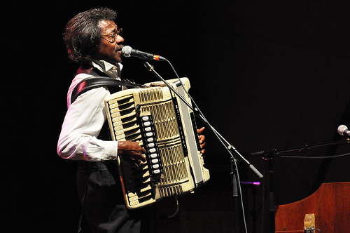 Buckwheat Zydeco at Ottawa Bluesfest 2009