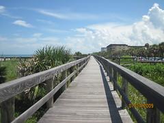 Florida 2009 642 (iguanathompson) Tags: sun clouds sand surf waves florida atlanticocean boogieboard neale cocoabeach bodysurfing ronjonsurfshop