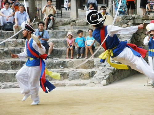 Pungmul @ Korean Folk Village