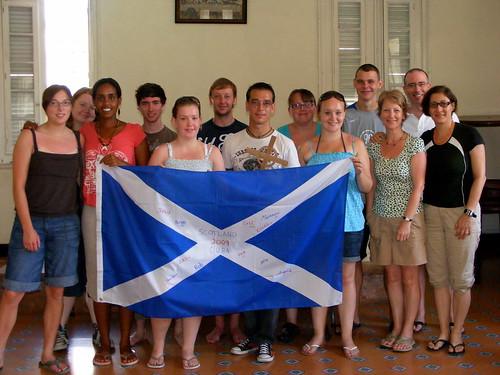 URC Synod of Scotland delegation to Cuba