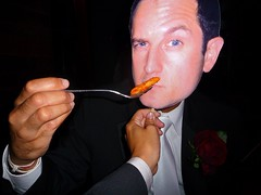 Have some pasta, Howard. (shengamillo) Tags: nyc wedding rohit
