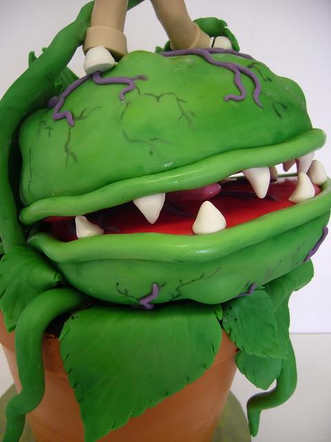 Little Shop of Horrors Cake