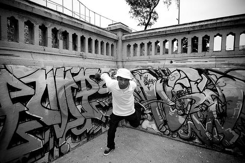 hip hoppin