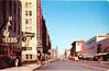 Spokane WA (SportSuburban) Tags: vintage spokane postcard 1950s newberrys riversideave reedshats densowsdrugstore