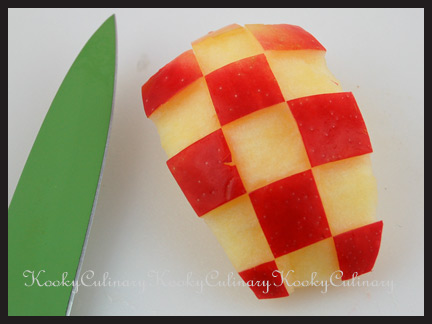 Checkered Apple 8