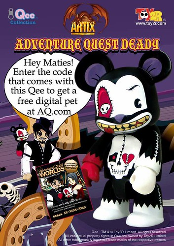 Adventure Quest Deady 8