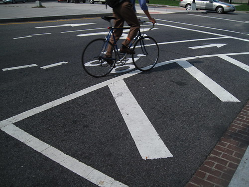 DC Bicycle Infrastructure