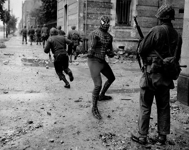 Cherbourg-Normandy 1944