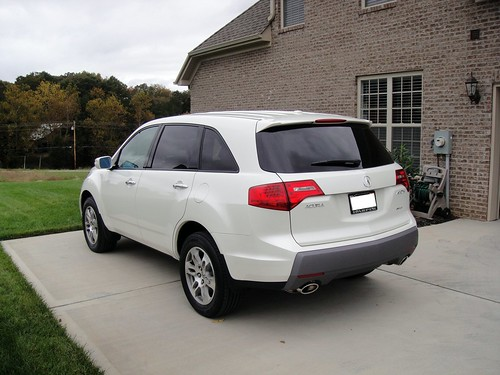 '09 Aspen White MDX - Acura MDX Forum : Acura MDX SUV Forums