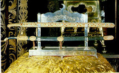 SWORDS (Al-Awaisi's Photo Gallery) Tags: muslim mazar darbar qalandar qalander