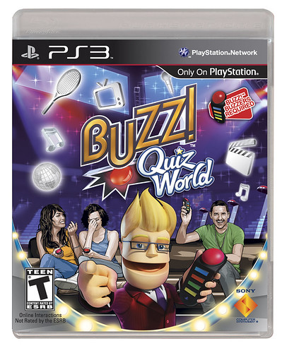 BUZZ! Quiz World packfront