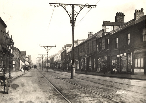 008561:Shield's Road Newcastle upon Tyne C. 1900