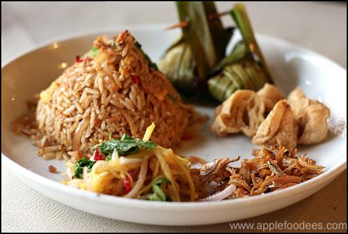 Nyonya Food-Fried Rice 2