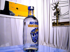 ABSOLUT Vodka Vancouver Bottle Launch