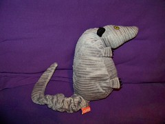 My stuffed tamandua