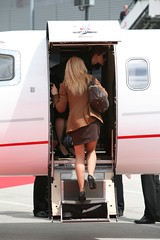 20110517133323145 (Guillaume P. Boppe) Tags: ladies girls woman hot cute sexy girl lady wow switzerland nice women suisse geneva geneve legs aircraft aviation femme jets jet babe business most planes heels heel lovely popular femmes jambes belles viewed avions talons palexpo 2011 ebace