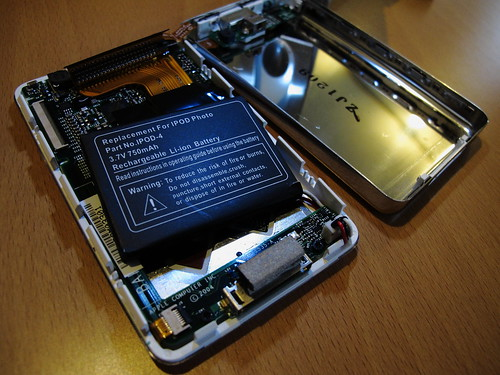 Replacemant Battery - 3.7V 750mAh. by MIKI Yoshihito, on Flickr