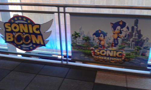 Sonic Boom E3 2011