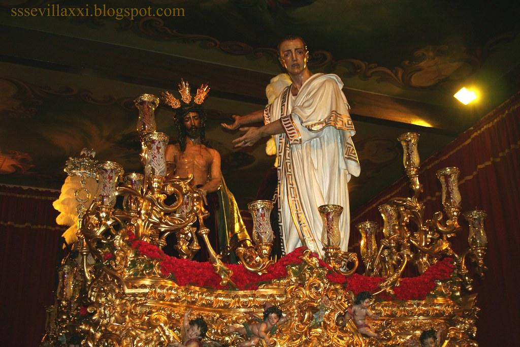 Sagrada Presentación de Jesús al Pueblo. Martes Santo 2011