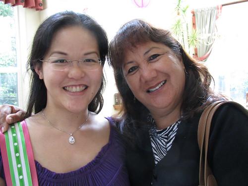 Diane & Momi