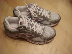 My new Saucony's