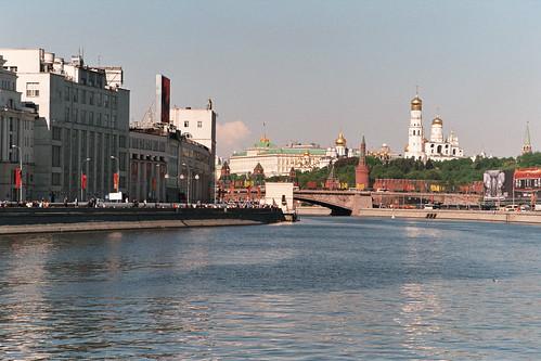 Москва-река ©  vitaly.repin