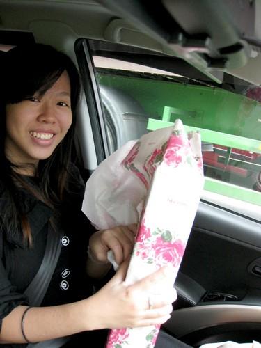 Angeline unwrap