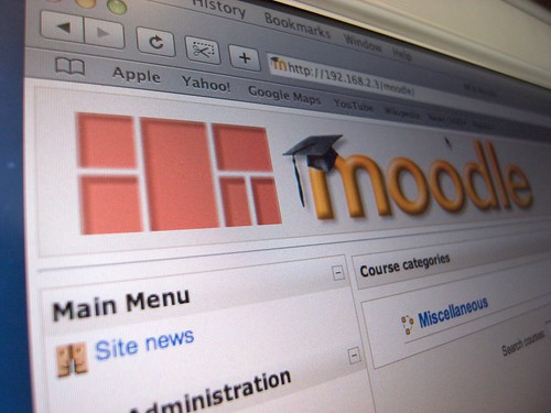 MCA Moodle. 148/365. (5/28/09) by Ian Sterling, on Flickr