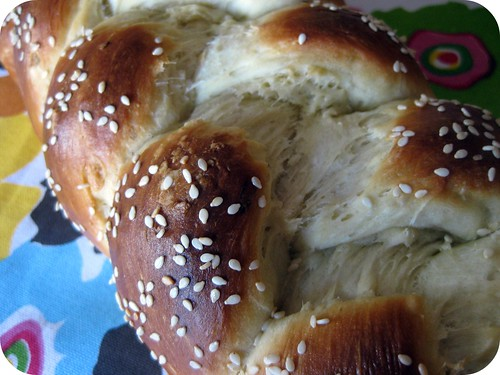 No-Knead Challah Bread