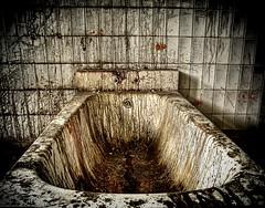 The tub is free, the next one please... (Batram) Tags: abandoned dutch insane bath friendship decay german urbanexploration infiltration tub horror sanatorium asylum hdr harz trespassing urbex batram drmad heilsttte veburbexthuringia slzhayn