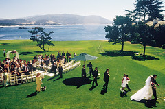 monterey bay wedding