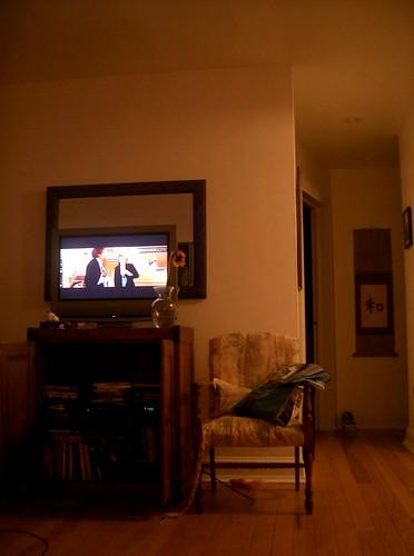 Movie and Hallway
