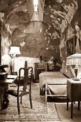 Al Capone slept here