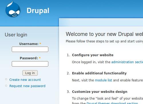 Как Работать С Drupal