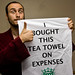 112/365 I Bought This Tea Towel on Expenses!