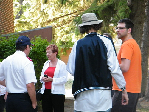 Public Meeting for the Rezoning of the Salvation Army's Family Shelter in Pleasant Hill