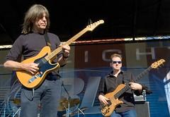 DSC_6847 (Grudnick) Tags: music bass guitar live jazz blues maryland yamaha hagerstown mikestern tomkennedy westernmarylandbluesfestival pac1511ms