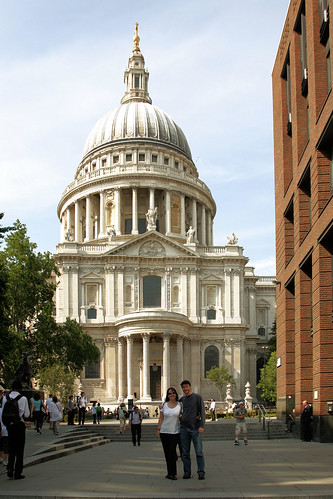 Donna and Andrew St Paul's Cathedral.jpg